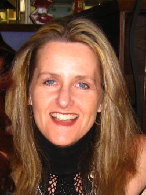 Lee-Ann Graff Vinson, author of Georgia's Smile