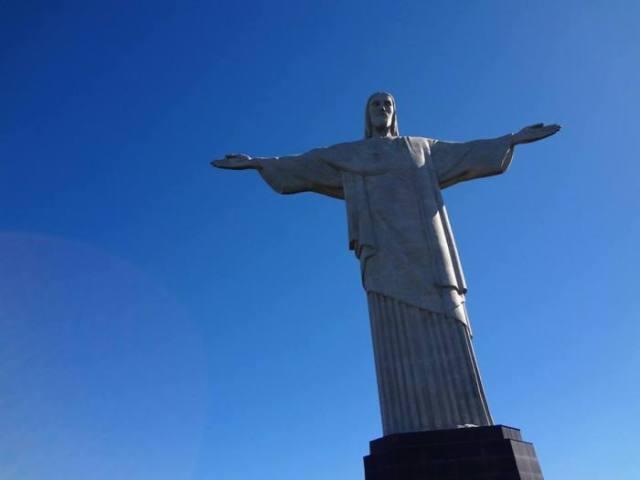 Christ statue Rio
