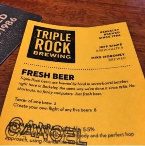 Triple Rock Brewing
