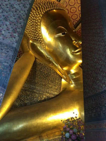 Golden Buddha in Bangkok
