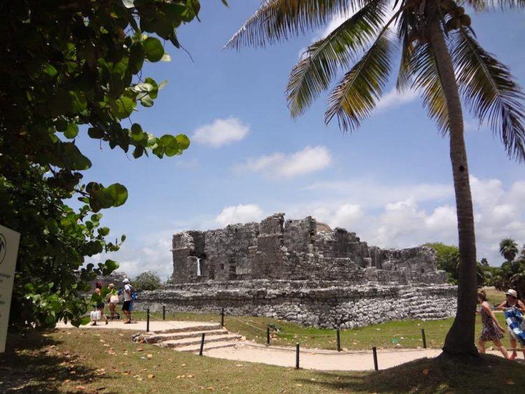 Mayan Ruins in Tulum