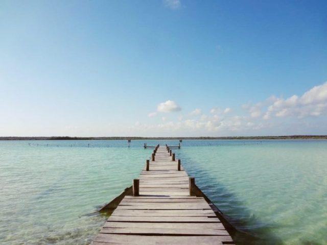 Kanlum Lagoon boat dock