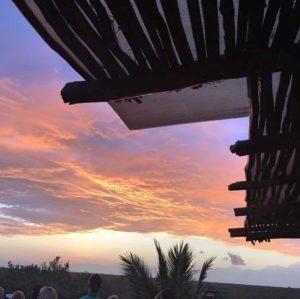 Sunset form Mateos