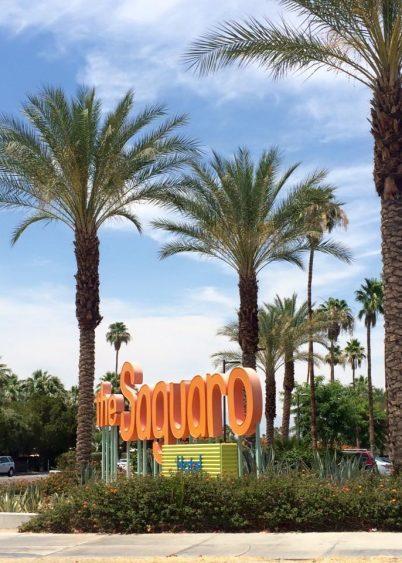 Saguro Hotel in Palm Springs