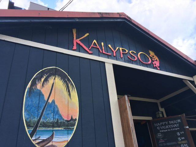 Kalypso in Kauai