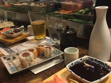 Kintaro sushi on Kauai