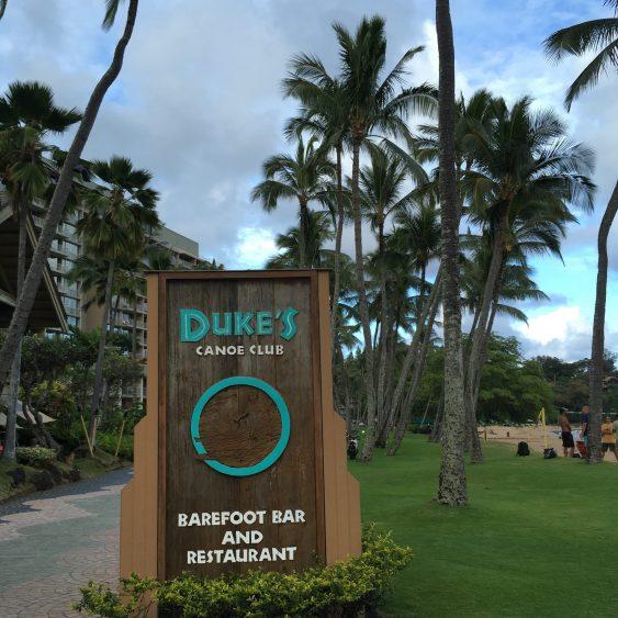 Duke's Barefoot Bar