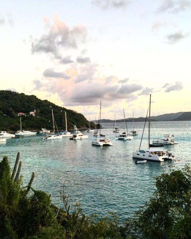bvi sailboats