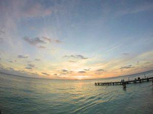 Isla Mujeres sunrise