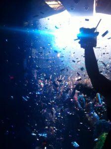 Light nightclub at Mandalay Bay