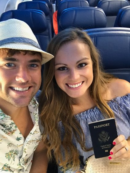 Grant and Rachel head to Cuba