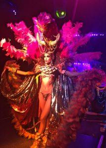 cabaret dancer havana