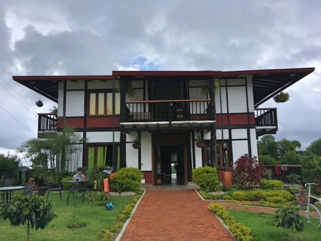 coffee tree hostel salento