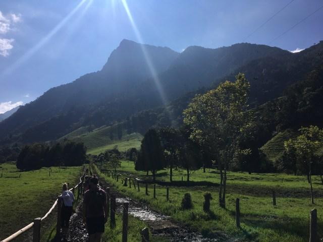 salento hike