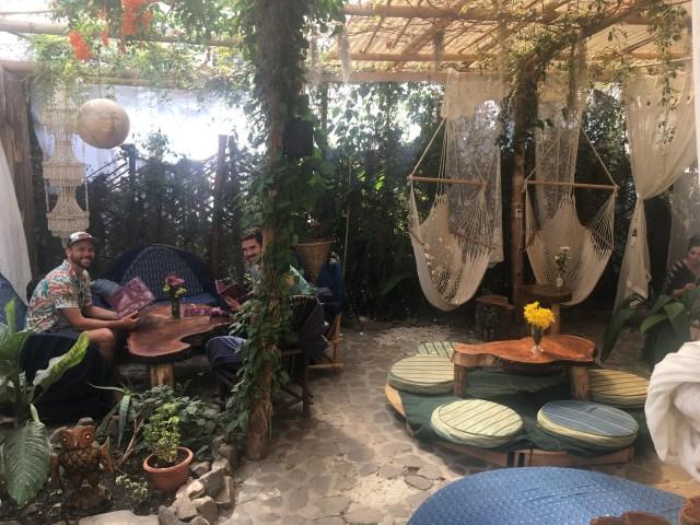 Shambhala Café