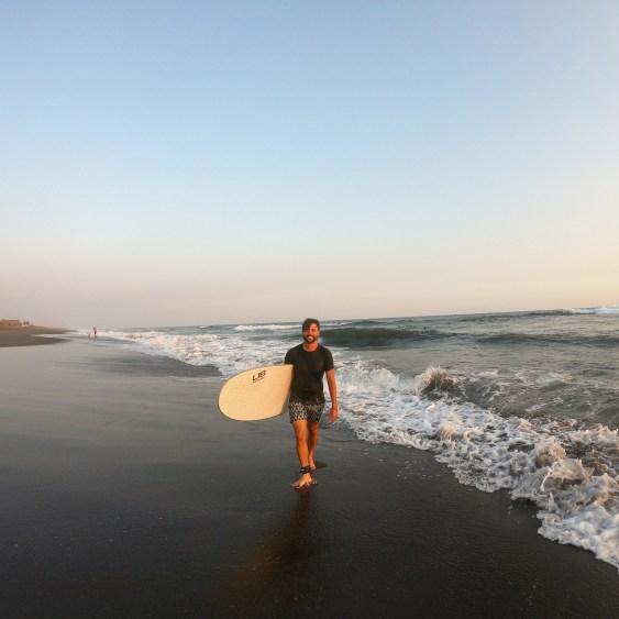 el paredon surfing