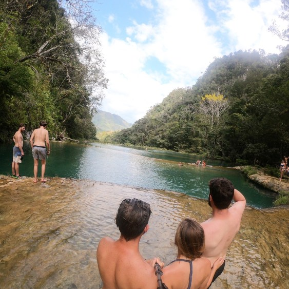 pools at semuc champey