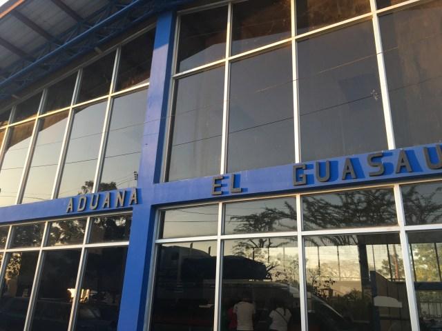 aduana customs