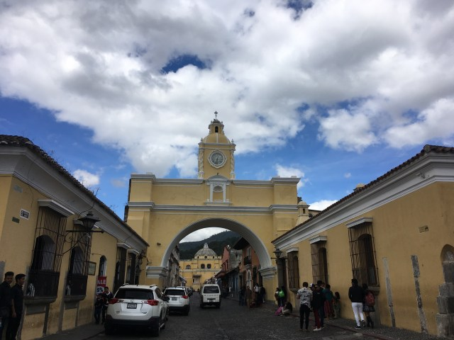 arch in antigua