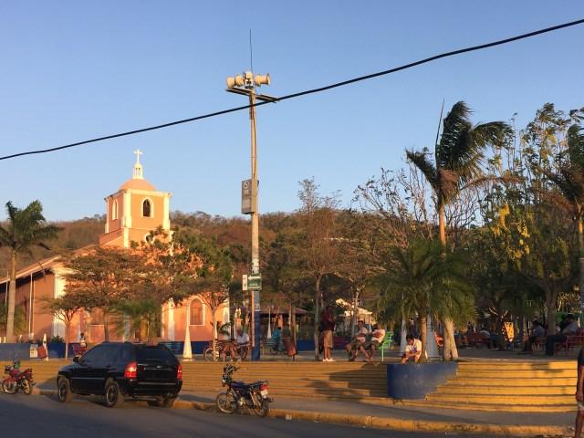 church san juan del sur