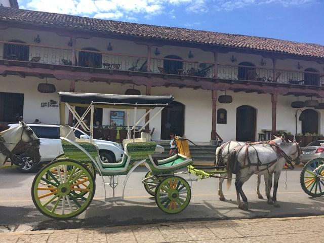 granada horse and carriage
