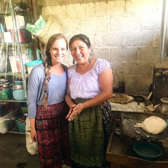 host mom guatemala