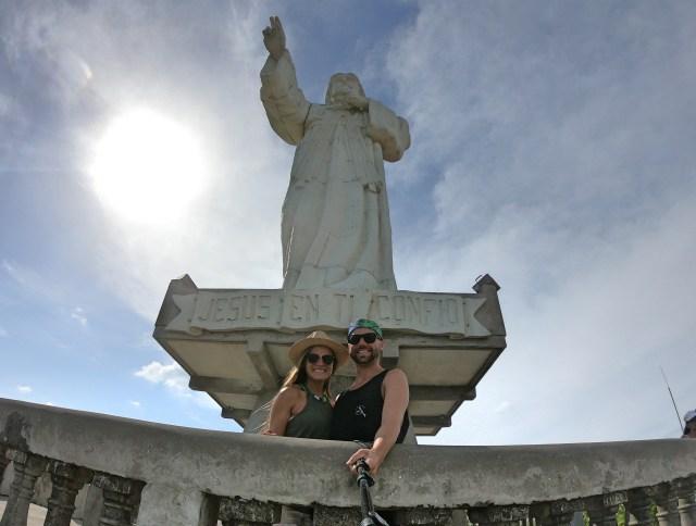 jesus statue SJDS