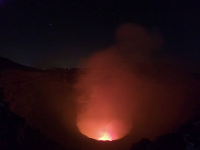 masaya volcano granada