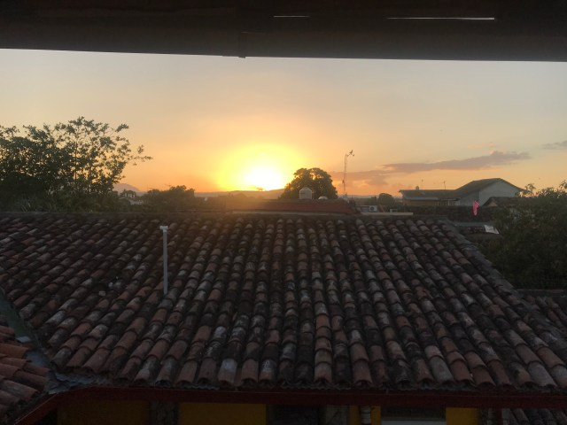 sunset hostel oasis