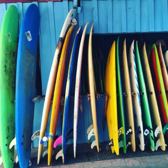 surfboards el tunco el salvador