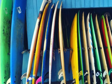 surfboards el tunco el salvador