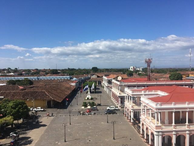 views in granada