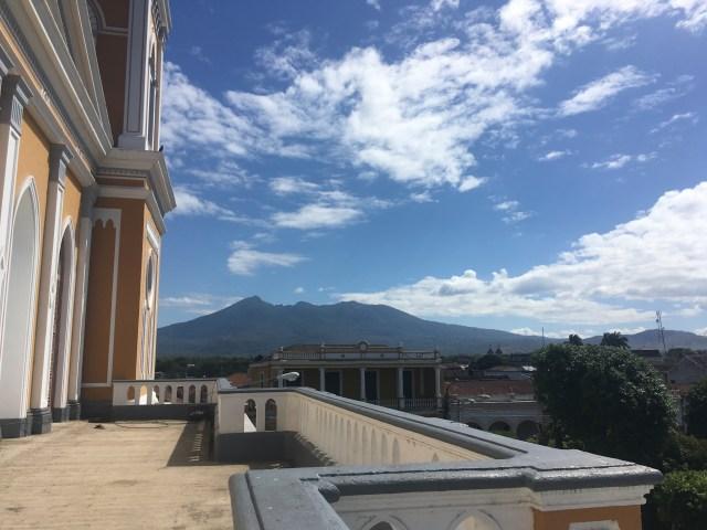 volcano views granada