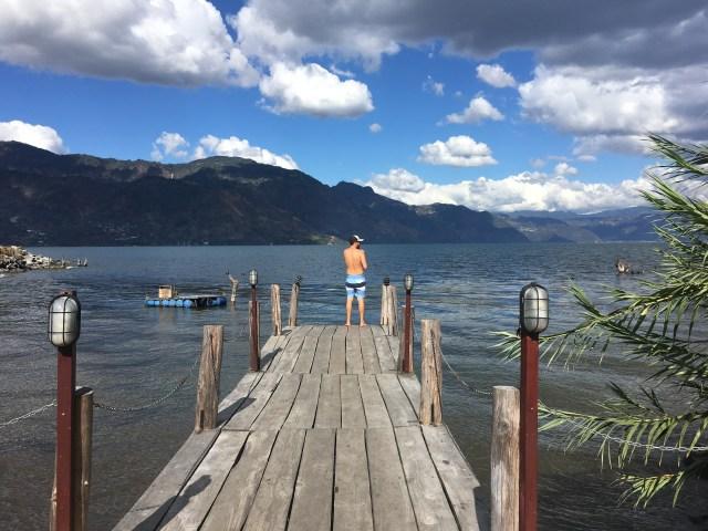 zoola dock lake atitlan