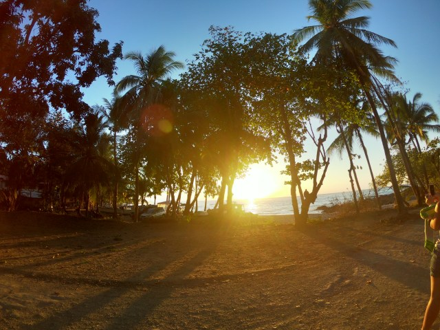sunset montezuma