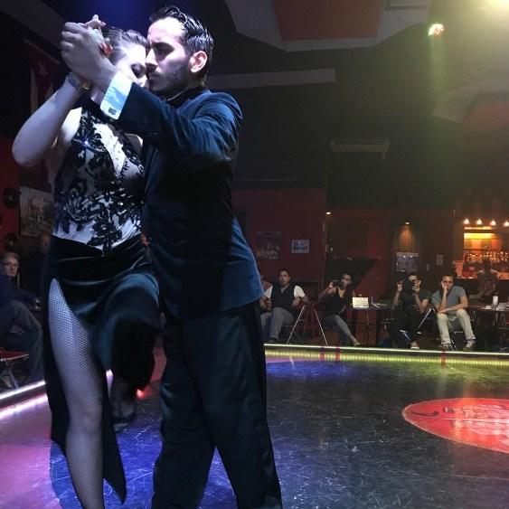 tango in buneos aires