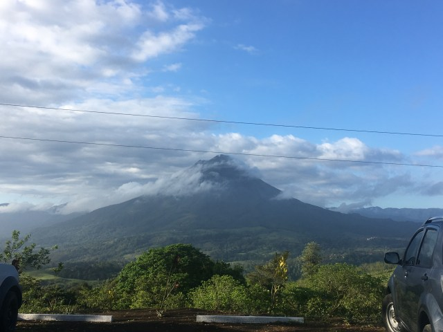 volcano view airbnb