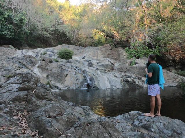 waterfall montezuma