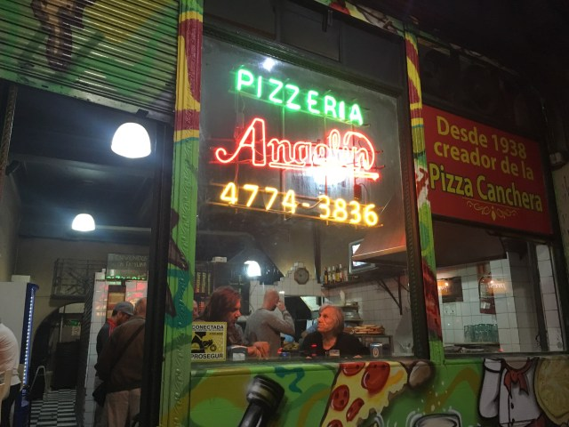 pizza buenos aires