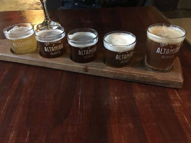 brewery valparaiso