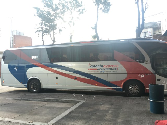 colonia express bus