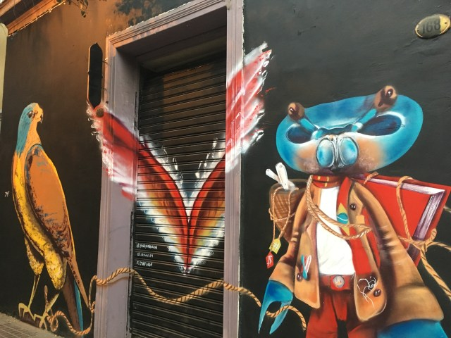 grafitti bellavista