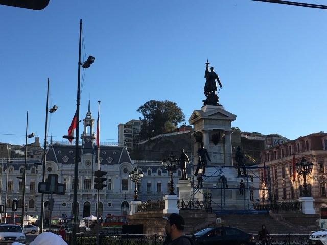 valparaiso plaza