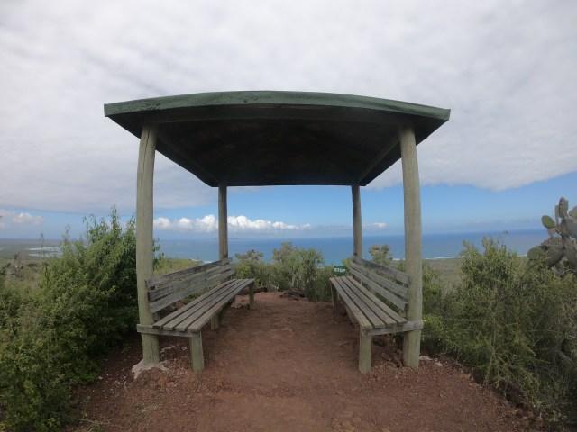 bench galapagos