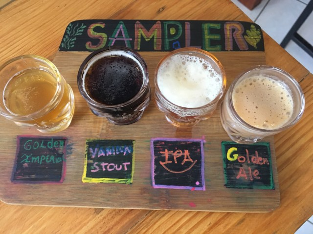 brewery santa cruz galapagos
