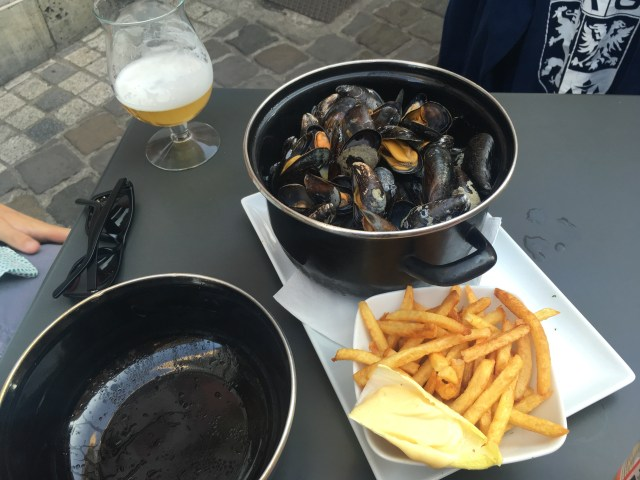 brussels mussels