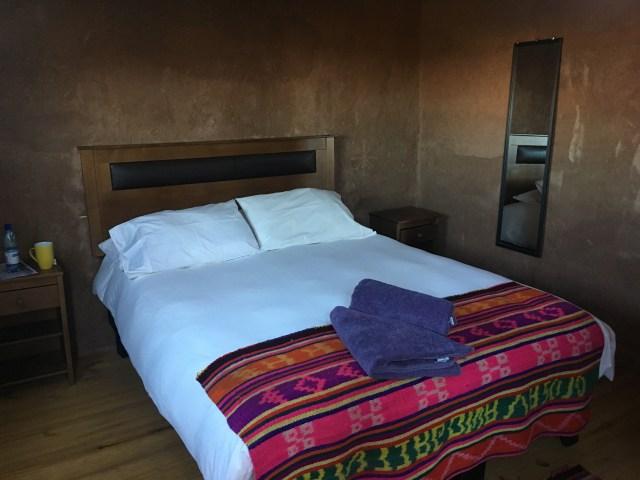 hostel ayni bed