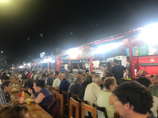 kiosks santa cruz galapagos