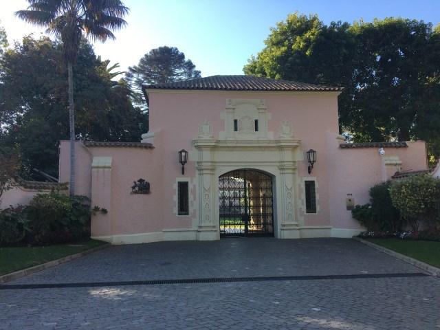 presidential palace vina del mar