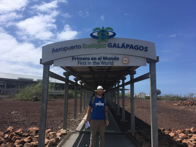 welcome to galapagos